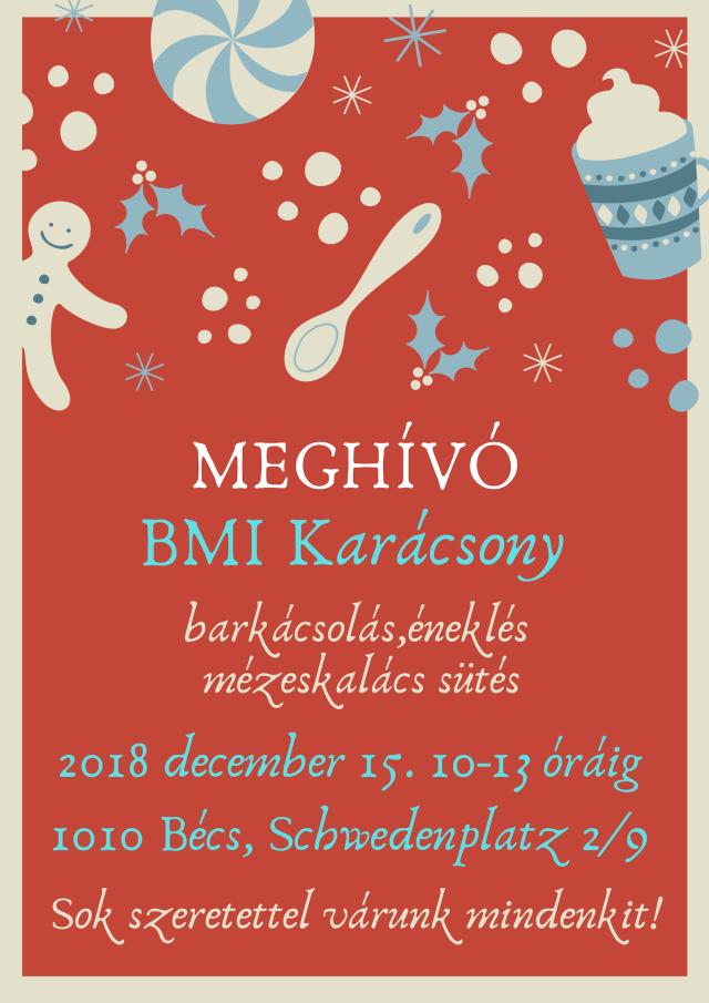 BMI Karácsony